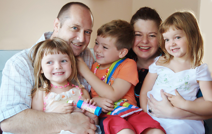 10 guidelines for a happy family