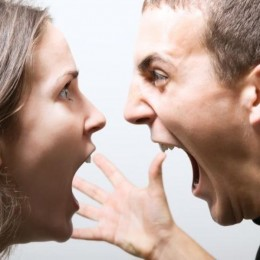 Arguments between husband and wife